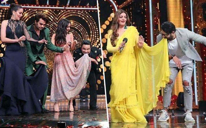 Saaho: Prabhas & Shraddha Kapoor Performs On Salman Khan's Jumme Ki Raat In Nach Baliye