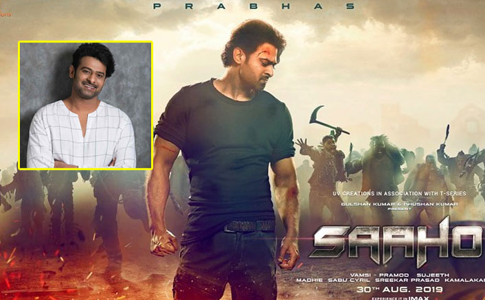 "Saaho Star Prabhas: ""You Can't Always Make Baahubali, People Won't Expect Every Film To Be Like It"""