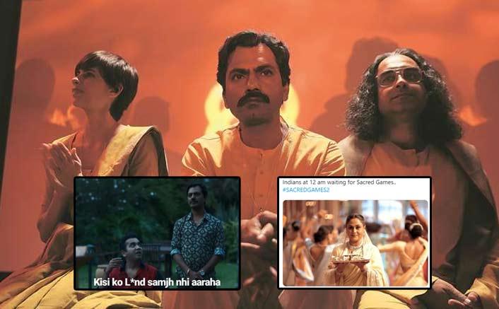 Sacred Games 2: These Memes Based On Nawazuddin Siddiqui & Saif Ali Khan's Show Will Make You LOL