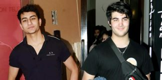 Saif, Akshay's sons get mobbed by street children
