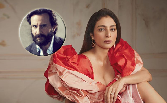 "Tabu Praises Saif Ali Khan: ""He Has The Most Amazing Sense Of Humour"""
