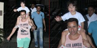 "Saif Ali Khan SLAMS Paparazzi For Clicking Taimur Outside The House: ""You Are Not Supposed To Do That"""