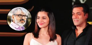 Salman Khan & Alia Bhatt's Character Sketch Is Ready But Sanjay Leela Bhansali Wants To Do THIS First