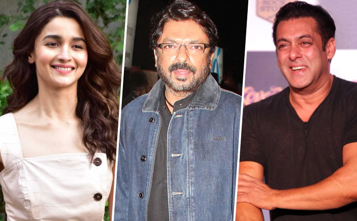 SHOCKING: Salman Khan, Alia Bhatt & Sanjay Leela Bhansali Part Ways As Inshallah Gets Shelved