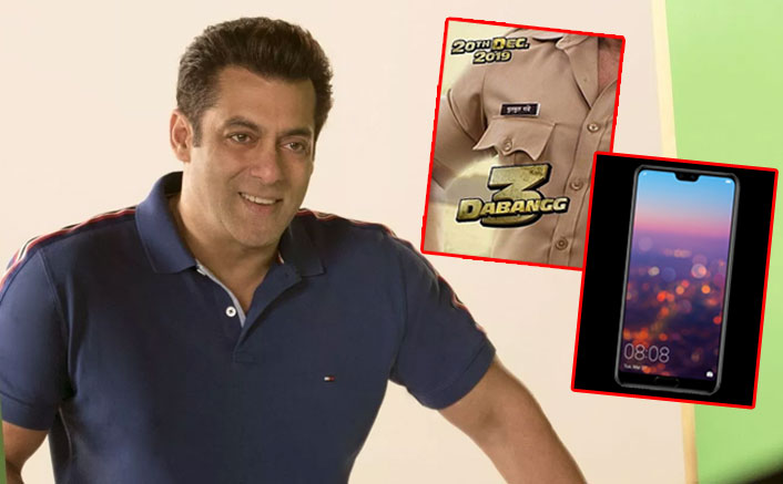 Salman Khan BANS Mobile Phones From Sets Of 'Dabangg 3'