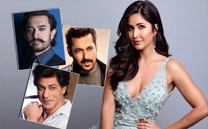 Salman Khan, Shah Rukh Khan Or Aamir Khan? Katrina Kaif Opens Up On Prioritizing Things