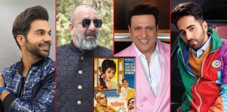 Sanjay Dutt Acquires Padosan Rights; Project With Govinda, Ayushmann Khurrana & Rajkummar Rao On The Cards?