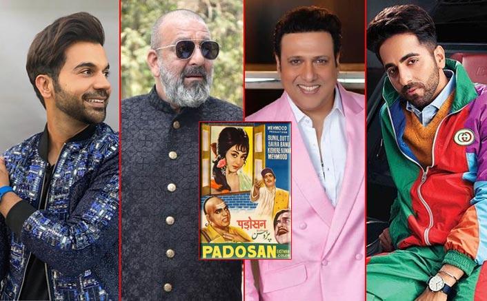 Sanjay Dutt Acquires Padosan Rights; Project With Govinda, Ayushmann Khurrana & Rajkummar Rao On The Cards?