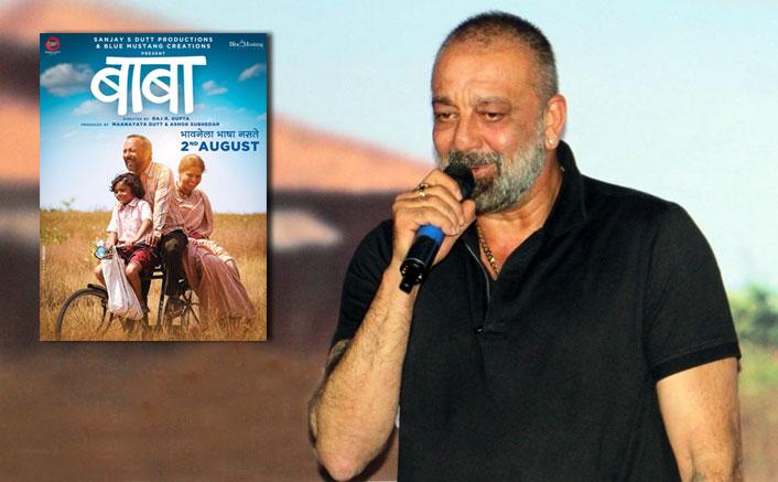 Sanjay Dutt thanks fans, media for supporting his Marathi film