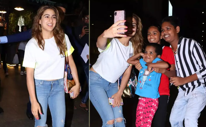 VIDEO: Sara Ali Khan Becomes Internet's Favourite Star Kid Yet Again For THIS Reason!