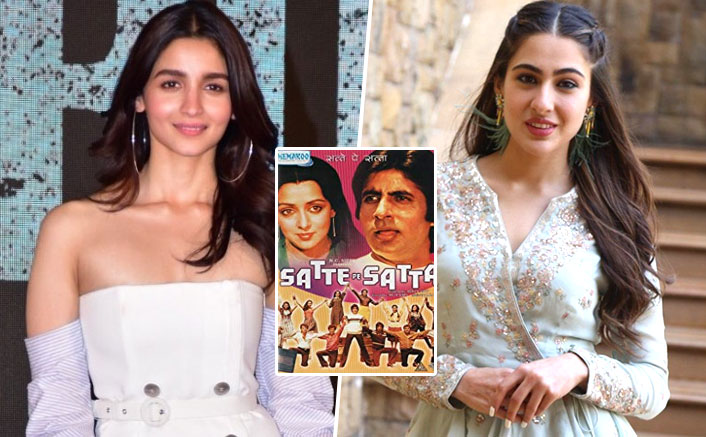 Satte Pe Satta Remake: Alia Bhatt, Sara Ali Khan & Others Were In The Race Too But Here's Why They Couldn't Make It!