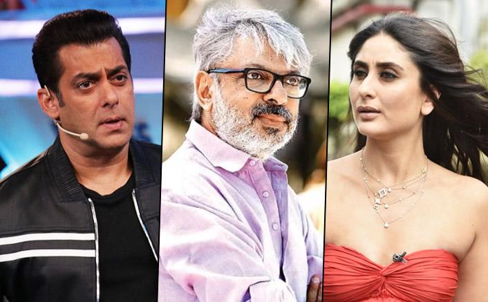 SCOOP: Salman Khan Left Inshallah Because Of Issues Similar To Kareena Kapoor Khan's With Sanjay Leela Bhansali?