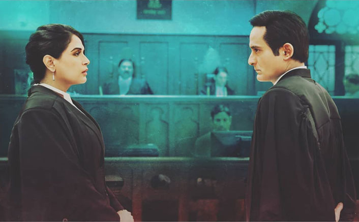 Section 375 Digital Article Out! Richa Chadha & Akshaye Khanna's Courtroom Drama Seems Intriguing From The Word Go!