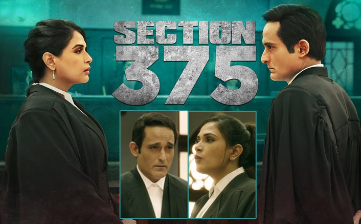 Section 375 Teaser: There's Akshay Khanna, Richa Chadha & Facts That Can't Go Unheard!