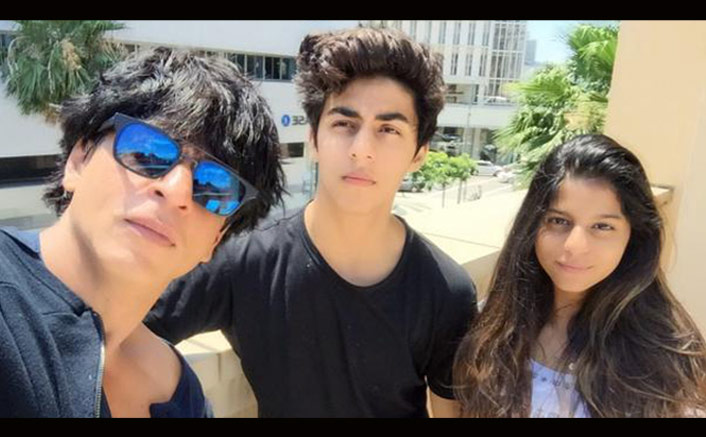 Shah Rukh Khan Doesn't Wish To 'Duplicate' His Acting Talent To Kids Aryan & Suhana Khan! Here's Why