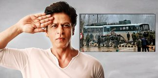 Shah Rukh Khan Pays A Special Tribute To Pulwama Attack Martyrs! Check Out How