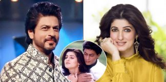 """Shah Rukh Khan Still Has His Dimples, I Still Have That Fine Navel"": Twinkle Khanna Shares 20-Year-Old Review Of Badshah"