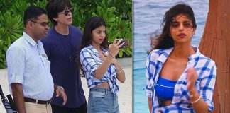 Shah Rukh Khan & Suhana's Maldives Pics Will Leave You Speechless