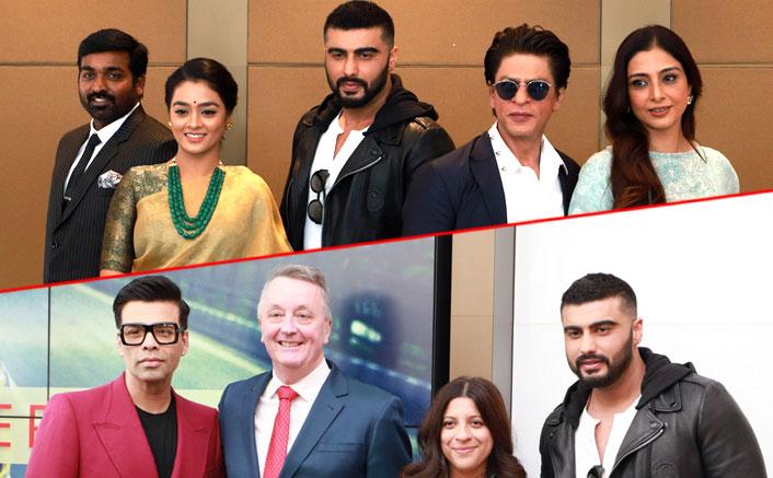 IFFM 2019: Shah Rukh Khan, Karan Johar, Arjun Kapoor & Others Kick Start The 10th Year Celebration In Style!
