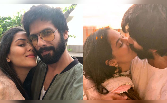Shahid Kapoor & Mira Rajput Are Mad In Love & This Picture Is A Proof!