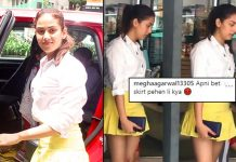 Shahid Kapoor's Wife Mira Kapoor Dons A Cute Mini Skirt; Netizens Troll Her Irrespective!