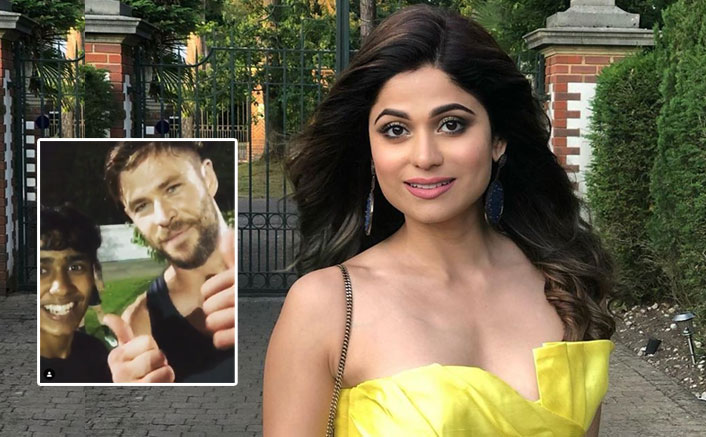 Shamita Shetty Reveals The Real Connection Behind Chris Hemsworth's Birthday Wish For Her
