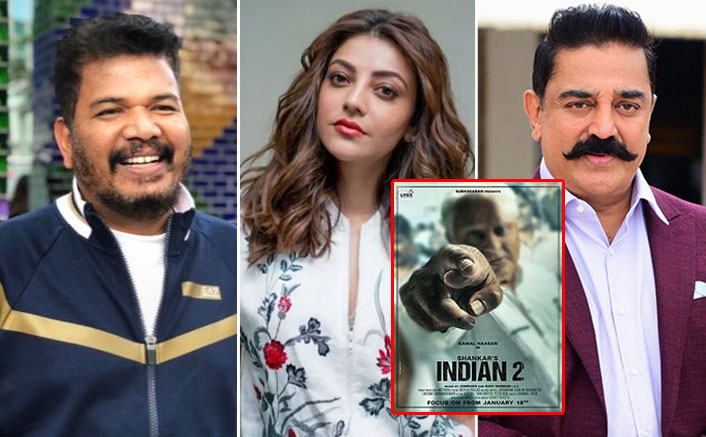Shankar's 'Indian 2' Starring Kamal Hassan And Kajal Aggarwal To Release On Tamil New Year In 2021