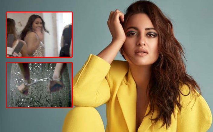 SHOCKING! Sonakshi Sinha Arrested By Police – See VIDEO