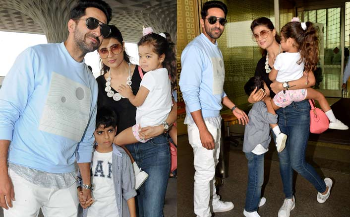 Short Break: Ayushmaan Khurrana To Take Off For A Vacation With Family