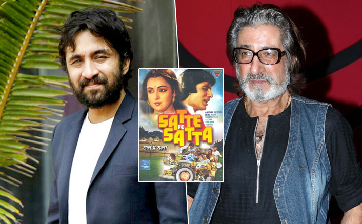 Siddhant Kapoor To Play Shakti Kapoor's Character From The Original In Remake Of 'Satte Pe Satta'?