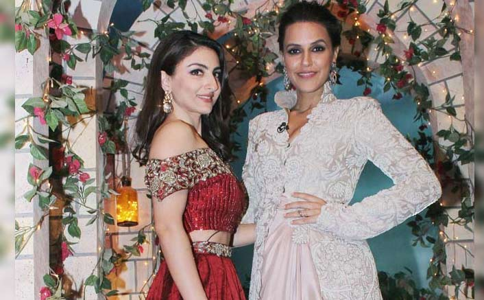 Soha, Neha are still very good friends