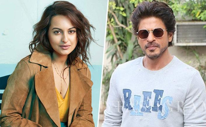 Sonakshi Sinha Flattered By Shah Rukh Khan