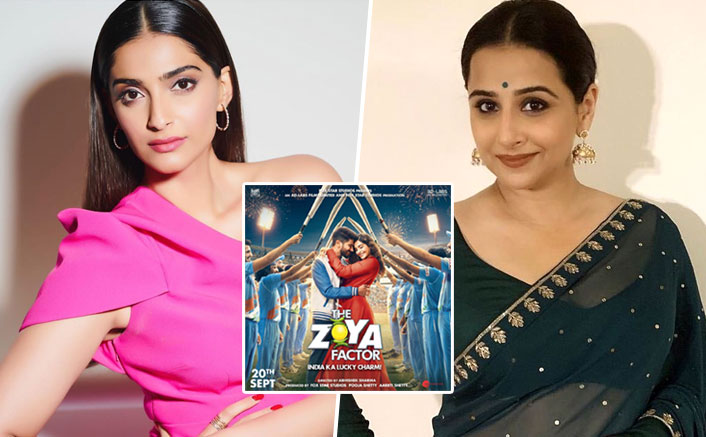 Sonam Kapoor's Reaction On Vidya Balan's Comment On 'Gender Inequality' In Bollywood Is ON-POINT!