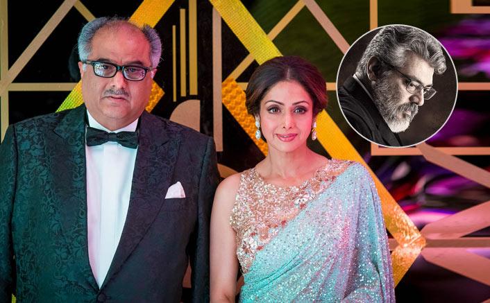 Boney Kapoor Finally Fulfills A Dream Of Wife Sridevi Kapoor, Here's How