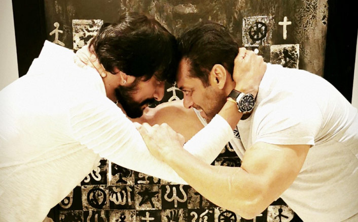 Salman Khan As Sultan, Sudeep As Pehlwaan - Can You See A Crossover Right There?