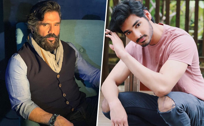 Suniel Shetty's Son Ahan Shetty's Bollywood Debut Film Is All Set To Go On Floors Today, Deets Inside