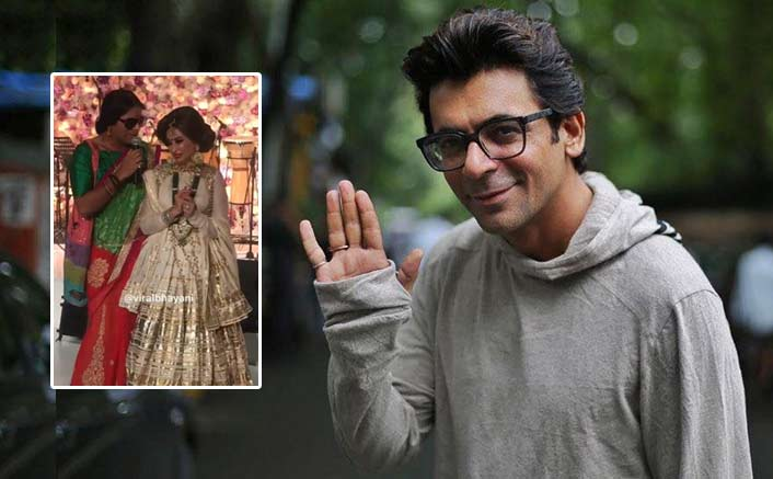 WATCH: Sunil Grover Recreates Rinku Bhabhi Act At A Wedding; Leaves The Audience In Splits