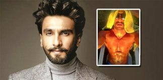 #Sunkissed: Ranveer raises temperature with shirtless pic