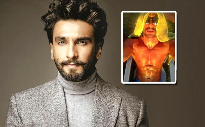 Ranveer Singh Flaunts His Chiselled Body In A Sun-Kissed Photo!