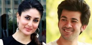 Sunny Deol's Son Karan Deol Can't Stop Blushing As He Strikes A Selfie With His All Time Favourite Actress Kareena Kapoor Khan