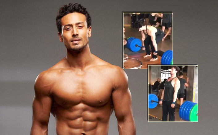 'Superhuman' Tiger Shroff 'deadlifts' 200 kg