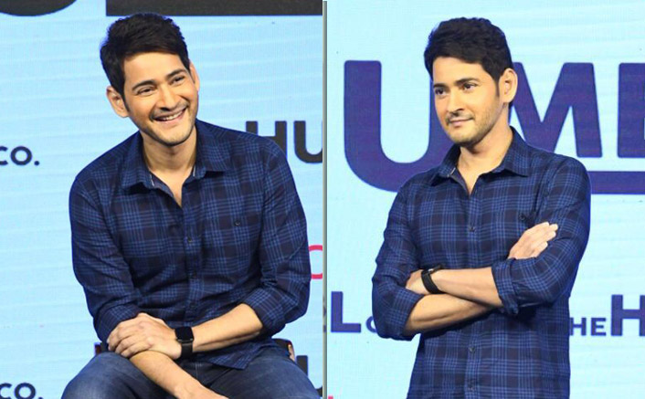 Superstar Mahesh Babu Launches his Clothing Brand 'THE HUMBL CO'!