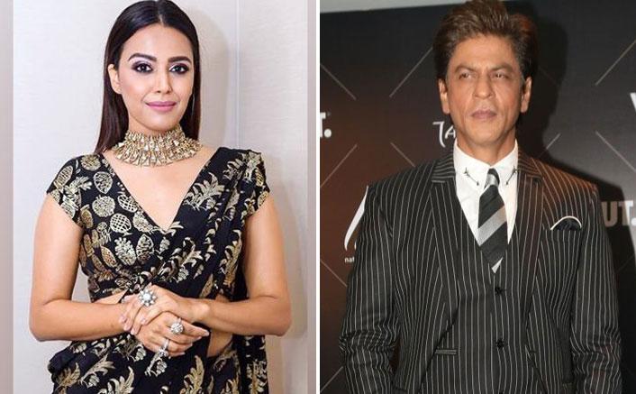 Shah Rukh Khan Has A 1BHK Size Vanity Van? Swara Bhasker Is Giving Us All The Deets!