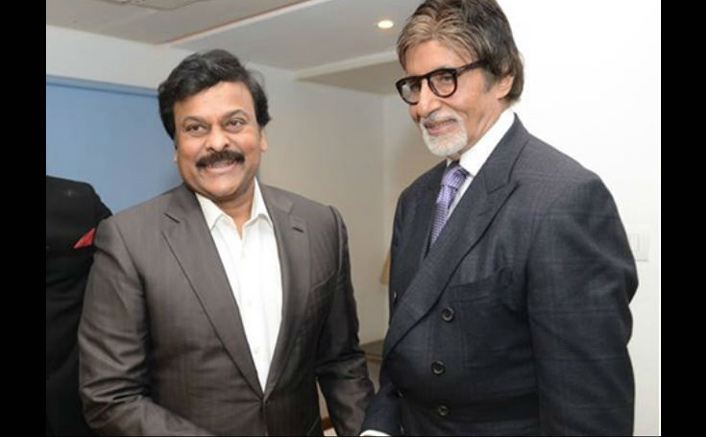 """I Had Advised Chiranjeevi Not To Join Politics, But He Didn't Pay Heed"": Amitabh Bachchan"
