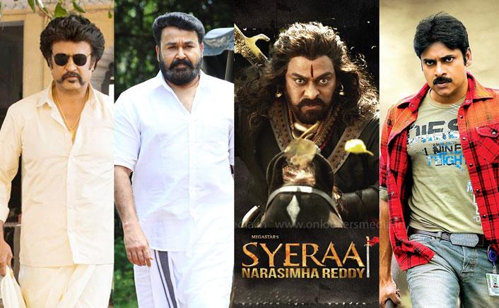 Sye Raa Narasimha Reddy Teaser: A Surprise For All Rajinikanth, Pawan Kalyan & Mohan Lal Fans!