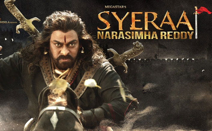 Sye Raa Narasimha Reddy Teaser (Announcement) On 'How's The Hype?': BLOCKBUSTER Or Lacklustre?