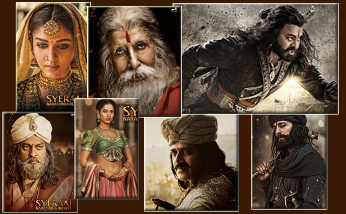 Sye Raa Narasimha Reddy Posters On 'How's The Hype?': BLOCKBUSTER Or Lacklustre?