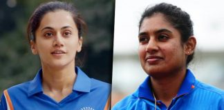 Taapsee Pannu confirms being in talks for a biopic on Mithali Raj.