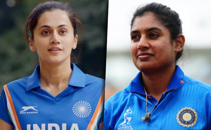 Shabaash Mithu: Taapsee Pannu Starrer To Go On Floors Next Year; Here's Mithali Raj's Expectations!