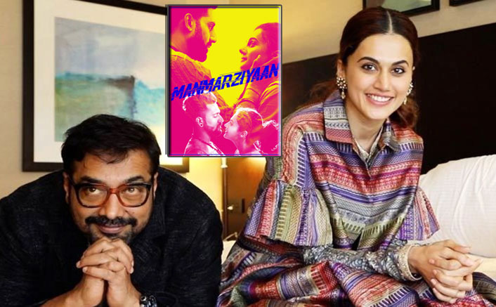 Taapsee Pannu Is Eager To Collaborate With Anurag Kashyap For Manmarziyaan Sequel!